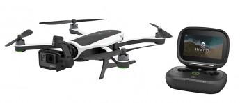 GoPro lanserer kameradrone