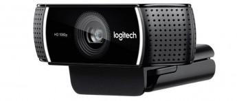 Nytt web-kamera for streaming