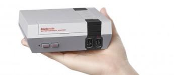 Kjører allerede Linux på NES Classic Mini