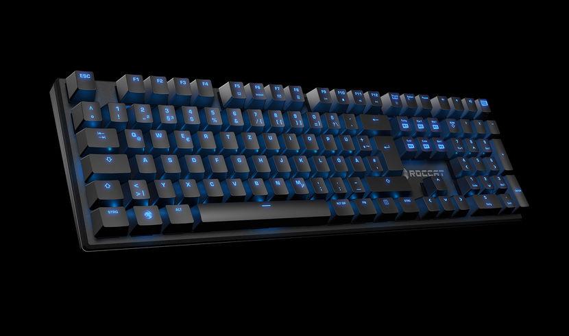 Framerate.no Roccat Suora Frameless Mechanical Gaming
